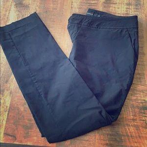 Torrid Black Wide Leg Dress Pants 22XS or 24XS Short Length